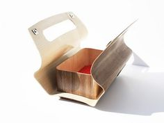 Almost live handbags clutch of wood from Supplii