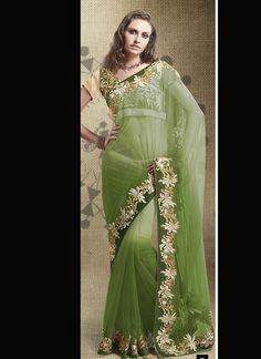Dignified Green Festive Wear Sarees In Wholesale  #wholesaledealer #bulksupplier #standardquality #fashionable #saree #sari #bengali #bengalibride #asianclothes #indianwedding #bridal #bridalwear #desiclothing #designer #bollywood #bollywoodfashion #fashion #suratwholesaleshop #onlineshopping #sareestitching #sarees #indiansaree #uk #usa #pink #amazing #cute #perfect #london #love #like #ontario #newyork