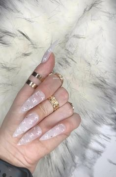 Summer Acrylic Nails Coffin Discover Chanel fake nails by Kira B Coming soon on Etsy Worldwide shipping free Bright Summer Acrylic Nails, Best Acrylic Nails, Matte Nails, Gel Nails, Stiletto Nails, Chanel Nails Design, Ongles Or Rose, Fire Nails, Nail Candy