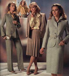 Vintage Fashion Catalog 79