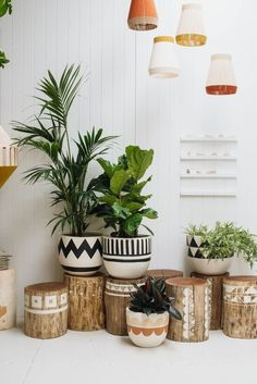 Trendy decoration for back to school: 44 ideas for its interior decor - DIY Decor Ideas Diy Home Decor On A Budget, Cheap Home Decor, Budget Decorating, Decorating With Nature, Diy House Decor, Diy Decorations For Home, Trendy Home Decor, House Plants Decor, Natural Home Decor
