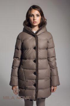 Пальто К-10 Капучино