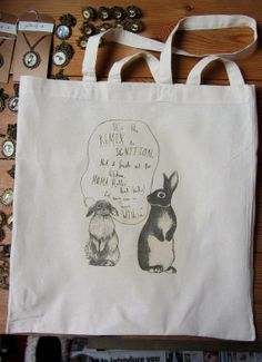 Rabbits meet R Kelly