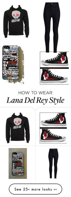 """""""GREEN DAY"""" by reddatagirl on Polyvore"""