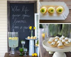 daffodil and lemon party restyle source