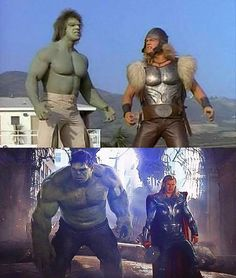 Hulk and Thor are the two of the main Marvel character, Fans love the bro chemistry between them. Check out the hilarious Hulk Vs Thor memes that will make you laugh out loud. Marvel Comics, Bd Comics, Thor Marvel, X Men, Avengers, Incredible Hulk, Ghost Rider, Gi Joe, Marvel Cinematic Universe