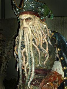me as Davy Jones by arcitenens on DeviantArt