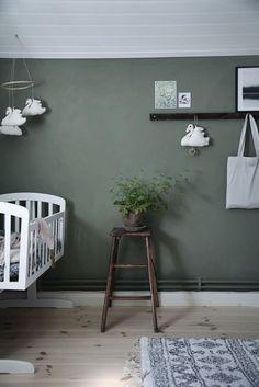 Room Interior, Interior And Exterior, Interior Design, Bedroom Wall Designs, Playroom Decor, Nursery Room, Cozy House, Home Bedroom, Wall Colors