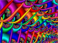 This inspires me to design with more color in my pieces. Carlson's Fractal Gallery