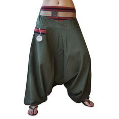 virblatt - Aladdin pants Feierabend - Trousers