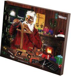 Werkzeug-Adventskalender von Wera - http://www.paulschreibt.de/werkzeug-adventskalender-von-wera/