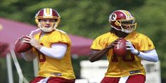 Washington Redskins' Rex Grossman Gets Booed, But Has Great Game (I know right!)