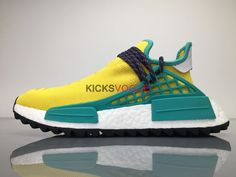 separation shoes d7205 c03ff 4 New Colours Of Pharrell's adidas Originals Tennis HU NMD