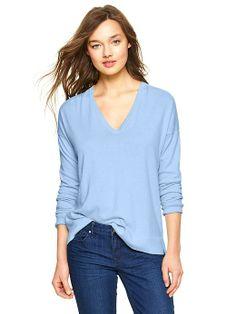 Luxlight V-neck sweater Product Image