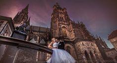 #Romantyczne zdjęcia #ślubne #Praga - #Praha (#Hradčany) www.fotoslominski.pl   #ZdjęciaSłomińskiego #Wrocław @fotoslominski #Prague #F...