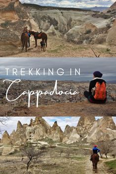 Trekking In Cappadocia - An Alternative To Hot Air Balloons - This Wild Life Of Mine Cappadocia, Wild Life, Hot Air Balloon, Continents, Trekking, Fairy Tales, Balloons, Alternative, To Go