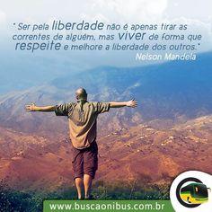 Pense, logo exista. Viajar ajuda a colocar os pensamentos em ordem, consulte-nos: www.buscaonibus.com.br