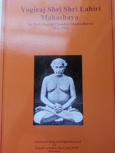 This biography of Lahiri Mahasaya has only recently become available. It has been out of print for some time. It covers his early life through his Mahasamadhi, and contains pictures of his family.
