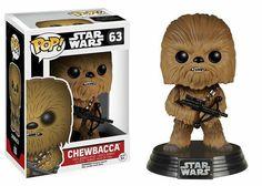 Star Wars Episode VII Chewbacca Funko POP! Vinyl Figure – Toy Wars