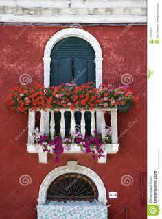 balcones venecia - Buscar con Google