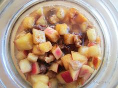 Raia's Recipes. Healthy. Easy. Allergy-Friendly. : Cinnamon Apple Chutney