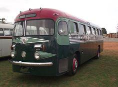 Leyland Tiger Cub Bus