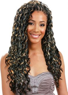 Crochet Hair Uk : ... Hair for Crochet Braids on Pinterest Synthetic hair, Isis and Hair