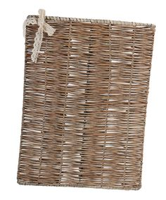 Wicker Place Mat - Set of Four