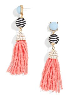 Picture of Catalina Tassel Earrings