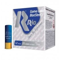 Rio's BlueSteel and Game Loads pack the lethal, non lead punch needed for those tough wetland conditions. High velocities, and perfectly spherical steel shot. Shotgun Shells, Rio, Steel, Game, Hunting, Gaming, Toy, Steel Grades, Games