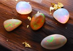There is something magical about the fall and precious Opal seems to be the best gemstone to reflect it. Opal is the modern birthstone for October and a gemstone gift for an anniversary.