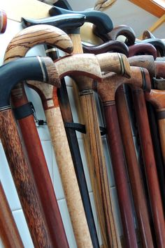 Canes from the Mark Dwyer Collection
