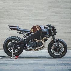 Checkout this unique Buell XB Cafe Racer from deBolex Engineering. What do you think?