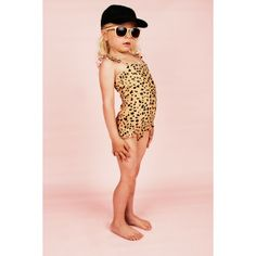 Spot swimsuit - Mini Rodini