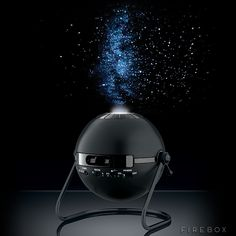 Star Theatre Planetarium / Experience the hypnotic world of outer space right under your roofs with this outstanding set of Star Theatre Planetarium. http://thegadgetflow.com/portfolio/star-theatre-planetarium/