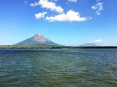 Isla de Ometepe. No journey to this island is complete without an epic Pan Labyrinth hike, trekking through mud, and getting attacked by monkeys. All guided by a local carrying a machete.  #Nicaragua #Ometepe