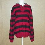 """NWT Pronti Collection By Phita Striped Heavy Sweater Men's Size S  70% Acrylic  15% Polyester  10% Nylon   5% Wool  •Size 2M  Aprox. Measurements Taken Flat •Shoulders: 21"""" •Chest: 23"""" •Length: 27""""       Follow Me On FaceBook https://www.facebook.com/Sandragscloset/"""