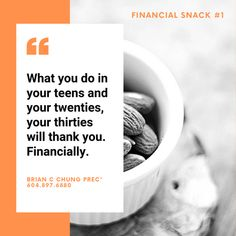 It's never too late to start saving and investing. Financial Literacy, The Twenties, Investing, Reading, Check, Reading Books