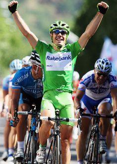 Oscar Freire Photos: 2008 Tour de France - Stage Fourteen