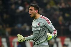 Yesterday AC Milan's goalkeeper Gianluigi Donnarumma posted a English book on the social media. This indicated that Donnarumma studies English ...