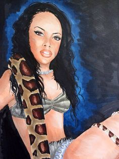 We need a Resolution Aaliyah Marker Art