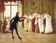 Courting in Late Georgian & Regency England