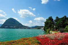Lugano Lake by Eric He on 500px