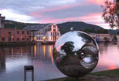 River Music and Water Spirits in Drammen, Norway