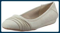 Jane Klain 221 614, Damen Ballerinas, Beige (Eis 231), EU 37 - Ballerinas für frauen (*Partner-Link)