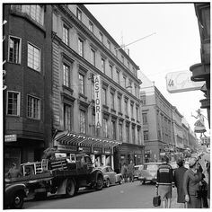 Nybrogatan 1962