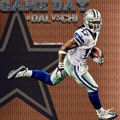 #CowboysNation are you ready for #CowboysFootBall? #CowboysNationStandUp #ItsGameDay #TNF #DALvsCHI #DallasCowboys #vs #ChicagoBears #ThursdayNightFootball on #NFLNetwork #DwayneHarris #WeDemBoyz #RespectTheStar