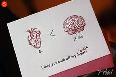 10 awesome Valentine's Day cards for guys!