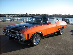 FALCON XA GT COUPE Australian Muscle Cars, Aussie Muscle Cars, Germany And Italy, America And Canada, Ford Falcon, Ford Gt, Amazing Cars, Hot Cars, Motor Car