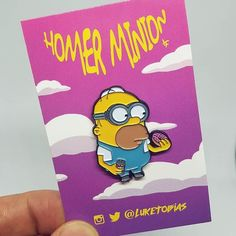 Repost @luketobias  Snag yourself a #homerminion #pin today shipping worldwide  link in bio #luketobias  #art #artist #artwork #arty #draw #drawing #drawn #paint #painted #painting #painted #illustrated #illustration #illustrator #illustrate #homersimpson #minions #pin #pinbadge #pingame #pingamestrong #pinsofig #pinstagram #popculture #thesimpsons #simpsonspin #bbllowwnnup    (Posted by https://bbllowwnn.com/) Tap the photo for purchase info.  Follow @bbllowwnn on Instagram for the best…